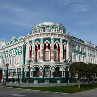 Самые красивые места Урала, которые стоит посмотреть - список 1