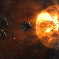 NASA сообщило, что к Земле движется крупный астероид - новости 1