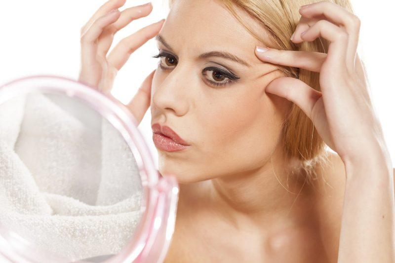 Как убрать морщины под глазами в домашних условиях - простые способы 3