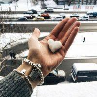 Картинки на аву зима для девушек и парней - скачать фотографии 4