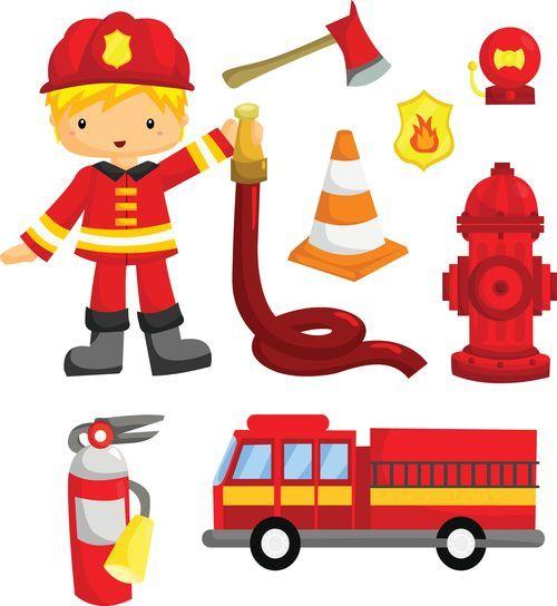 Красивые и интересные рисунки на тему пожарная безопасность - для детей 4