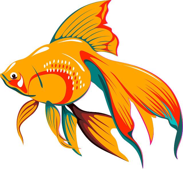 Красивые и прикольные картинки рыб для детей - лучшая подборка 4