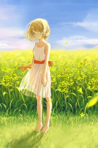Красивые и прикольные картинки, фото аниме на телефон - лучшая подборка 8