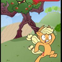 Красивые и прикольные комиксы про пони - читать бесплатно 14