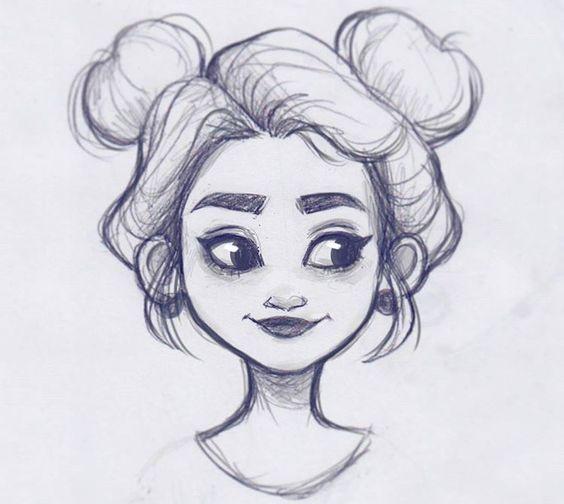 Красивые и прикольные рисунки для срисовки - интересная подборка 1