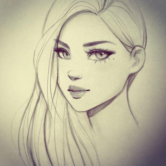 Красивые и прикольные рисунки для срисовки - интересная подборка 7