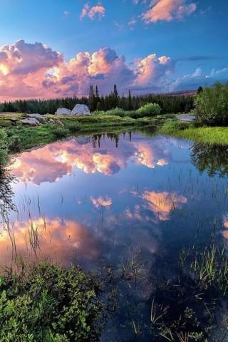 Красивые картинки природы на телефон обои - скачать бесплатно, 2018 15