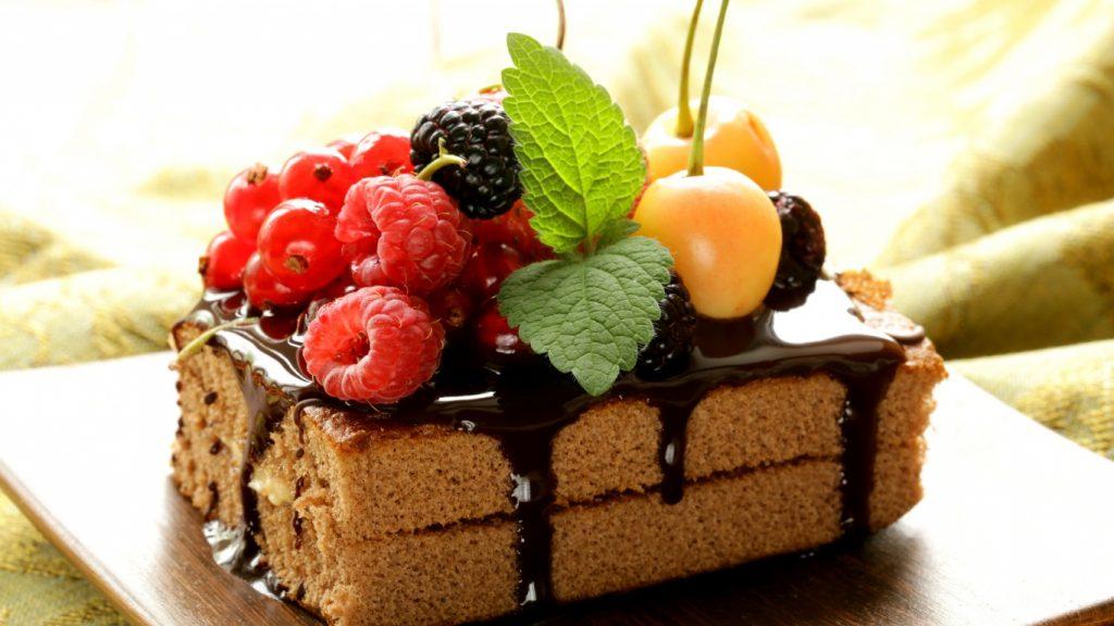 Красивые обои еды и сладостей на рабочий стол - подборка №2 10