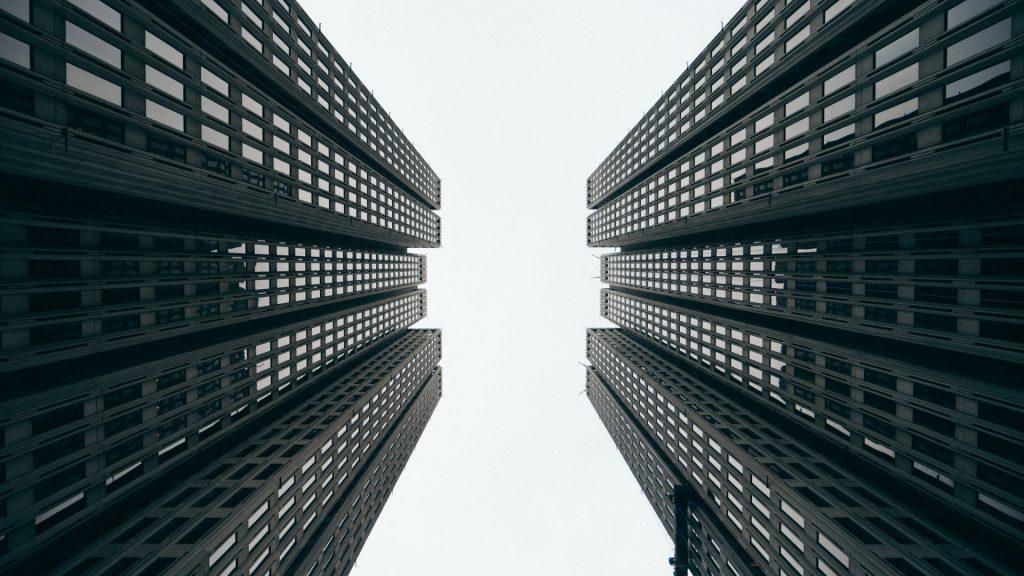 Невероятные фото городов и небоскребов на рабочий стол - подборка №3 5