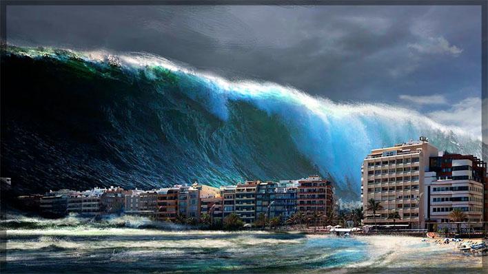 Основные виды движения воды в океане - причины и факторы 2