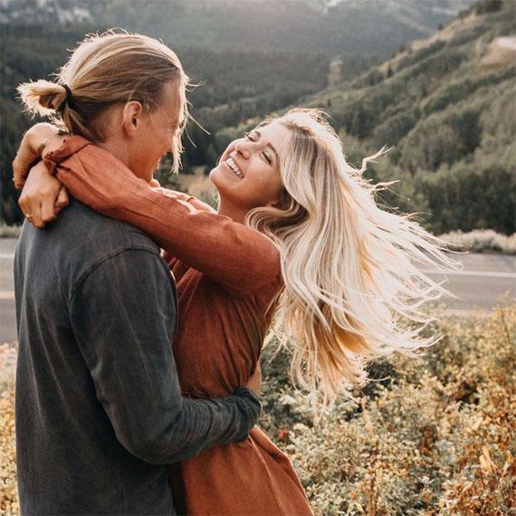 Прикольные и красивые картинки парень с девушкой обнимаются 12