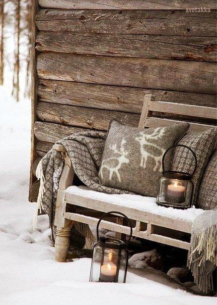 Скачать картинки про зиму и снег - самые красивые и прикольные 12