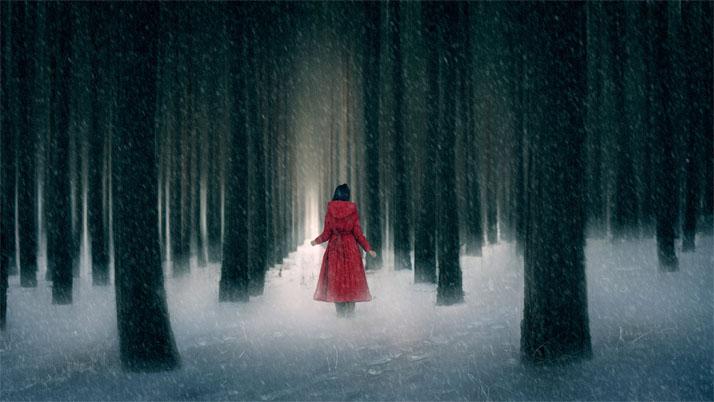 Скачать картинки про зиму и снег - самые красивые и прикольные 13