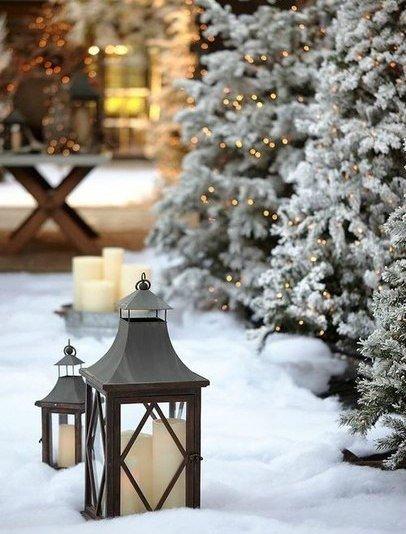 Скачать картинки про зиму и снег - самые красивые и прикольные 14