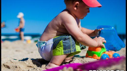 Как подготовить ребенка к поездке на море - моральная и физическая 1