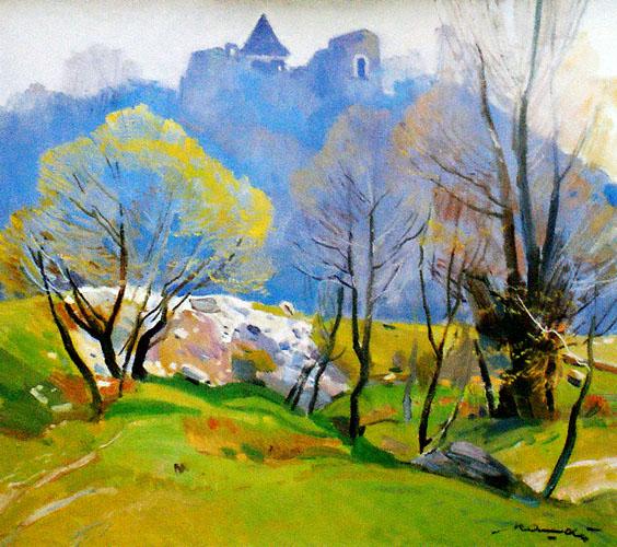 Картинки и рисунки для детей на тему Краски Весны - самые красивые 10