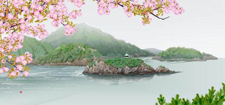 Картинки и рисунки для детей на тему Краски Весны - самые красивые 2