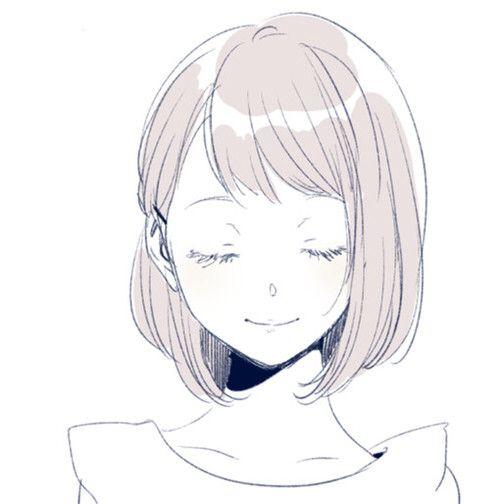 Красивые аниме картинки для срисовки - интересная коллекция №3 4