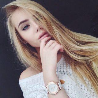 Красивые и очаровательные фотографии девушек - лучшая подборка №15 11