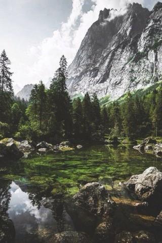 Красивые и прикольные картинки, фото природы на заставку телефона 18