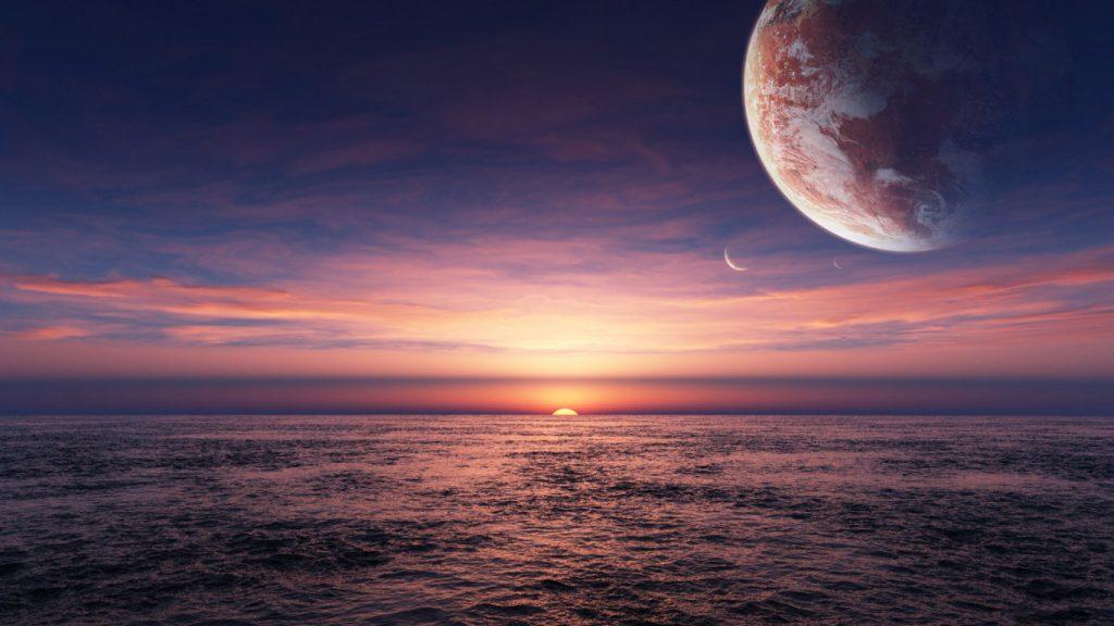 Красивые картинки космоса и звезд на рабочий стол - подборка №4 5