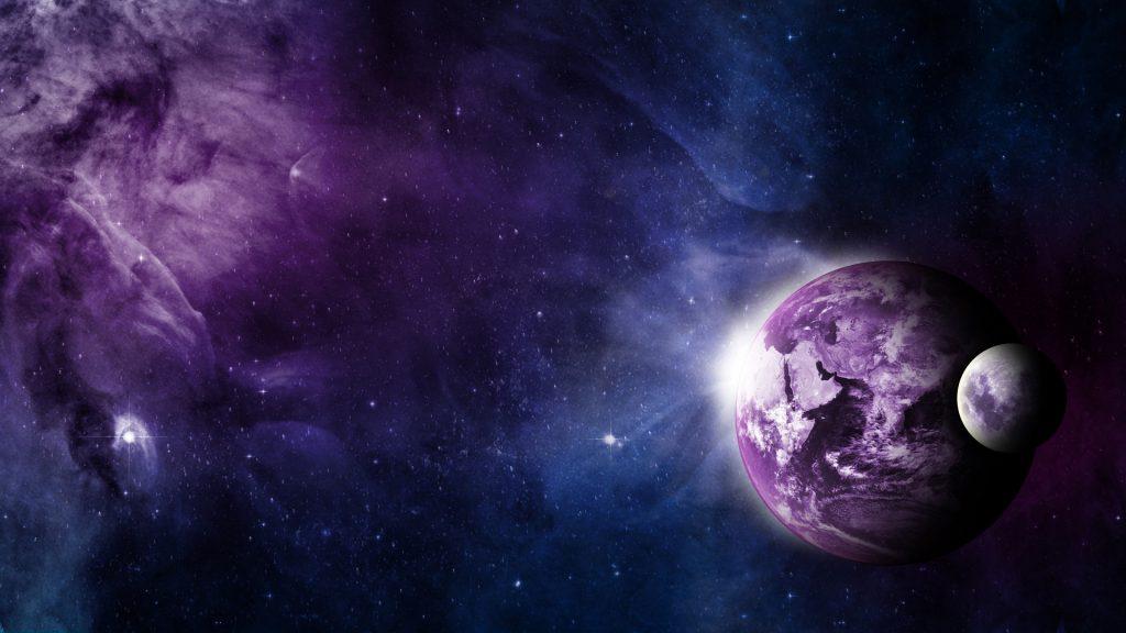 Красивые картинки на заставку рабочего стола космос