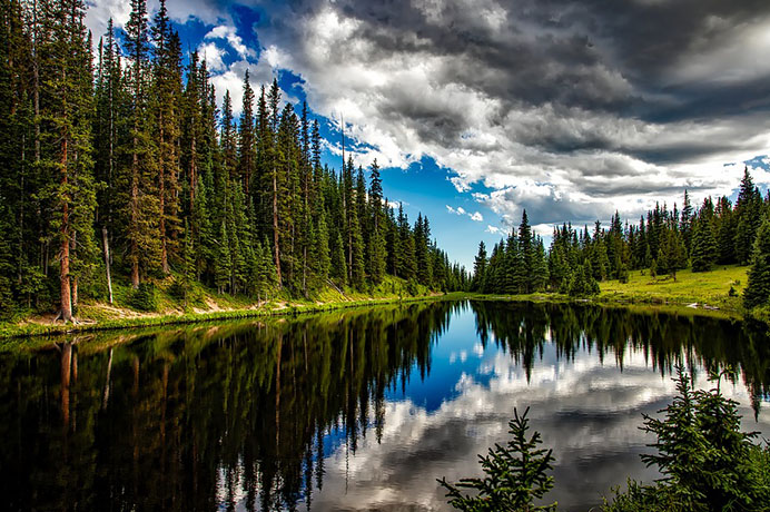 Красивые пейзажи природы фото и картинки - самые удивительные 10