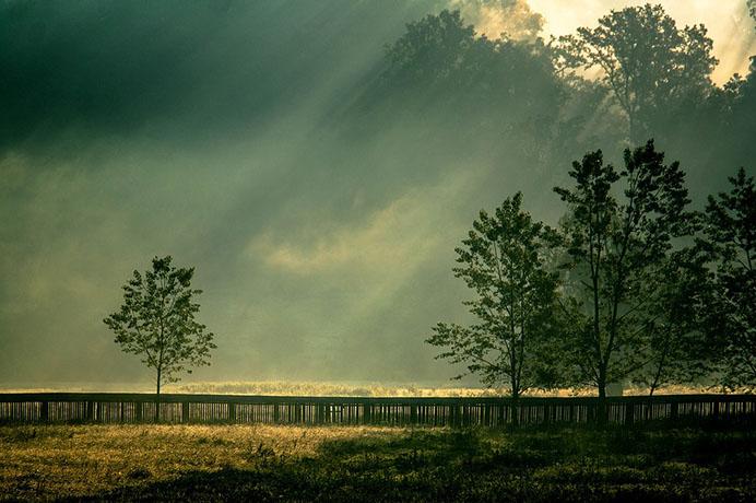 Красивые пейзажи природы фото и картинки - самые удивительные 14