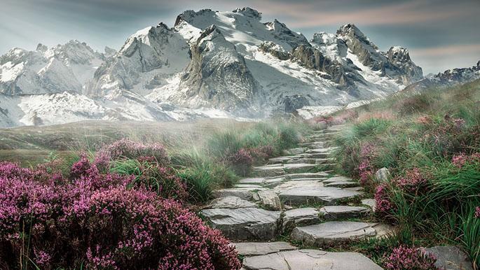 Красивые пейзажи природы фото и картинки - самые удивительные 18