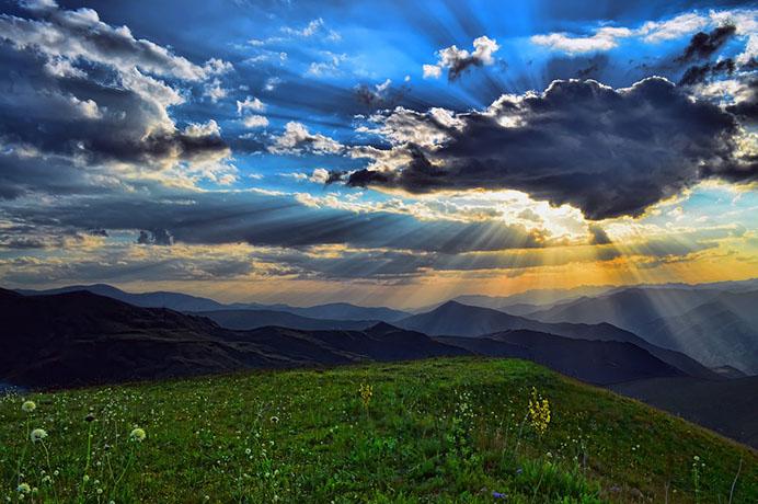Красивые пейзажи природы фото и картинки - самые удивительные 25