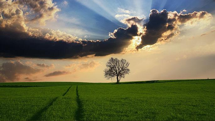 Красивые пейзажи природы фото и картинки - самые удивительные 3