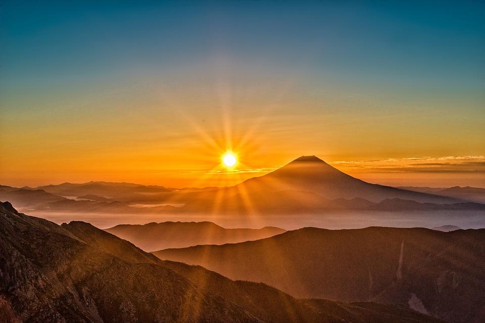 Красивые пейзажи природы фото и картинки - самые удивительные 7