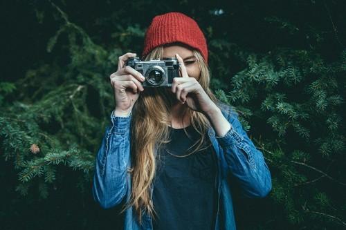 Селфи и портреты девушек, девочек на аватарку - скачать картинки, фото 10