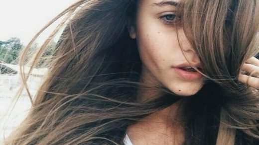 Селфи и портреты девушек, девочек на аватарку - скачать картинки, фото 3