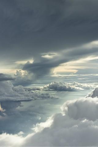 Скачать бесплатно картинки неба на телефон - самые красивые и крутые 12