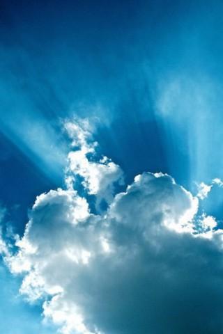 Скачать бесплатно картинки неба на телефон - самые красивые и крутые 17