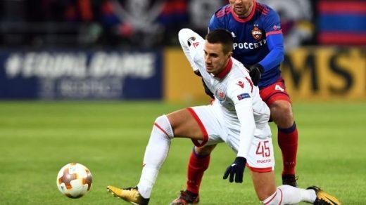 ЦСКА вышел в 18 финала Лиги Европы - спортивные новости 1