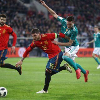 Германия - Испания 11 - обзор матча, кто забил голы, спортивные новости 1