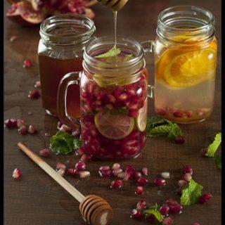 Гранатовый сок — защита от болезни Альцгеймера, польза для человека 2