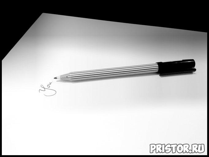 Как вывести ручку с бумаги, чтобы не осталось следов - лучшие способы 2
