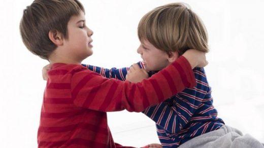 Как отучить ребёнка драться - основные способы и рекомендации 2