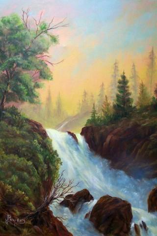 Картинки на телефон природа и пейзажи - скачать бесплатно №6 3
