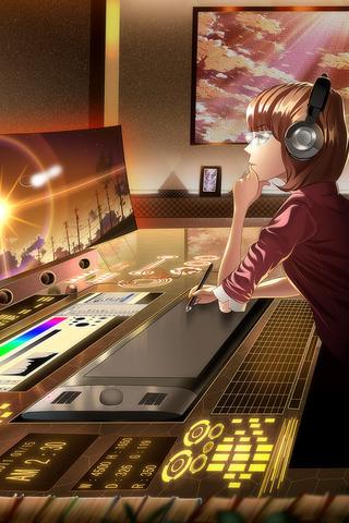 Красивые и прикольные аниме картинки на телефон - скачать №8 14