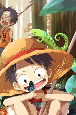 Красивые и прикольные аниме картинки на телефон - скачать №8 2