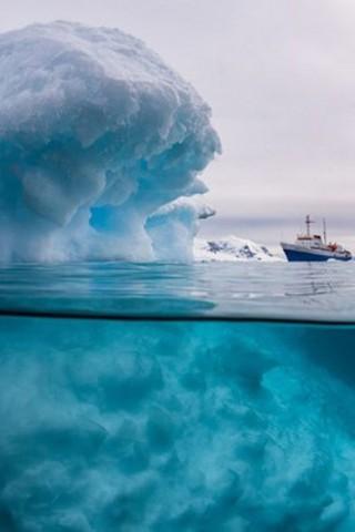 Красивые картинки воды и водного мира на телефон - лучшие заставки №10 12