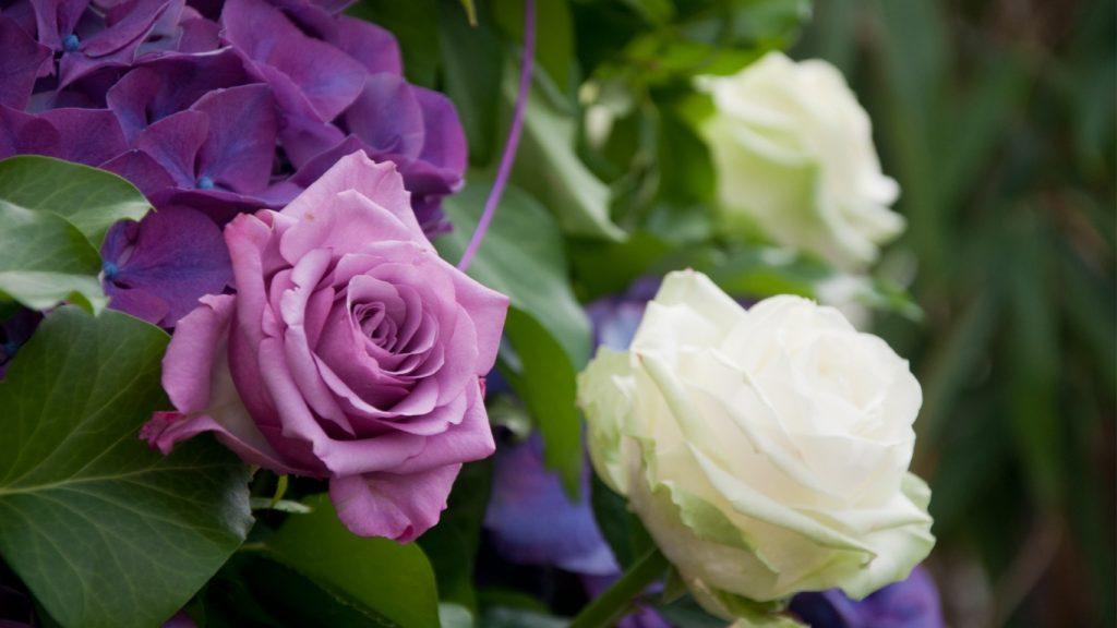 Красивые цветы и букеты на рабочий стол - скачать обои 2018 №6 3