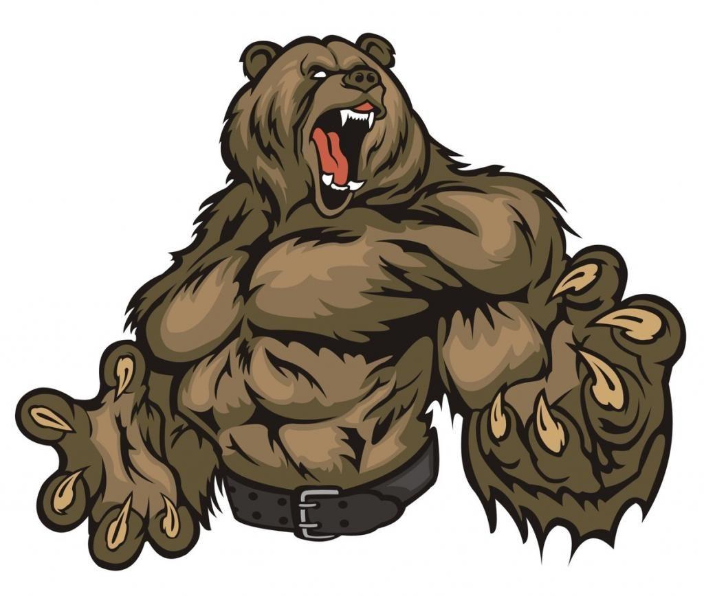 Медведь на картинках и фотках - очень красивые и интересные 3