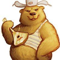 Медведь на картинках и фотках - очень красивые и интересные 8