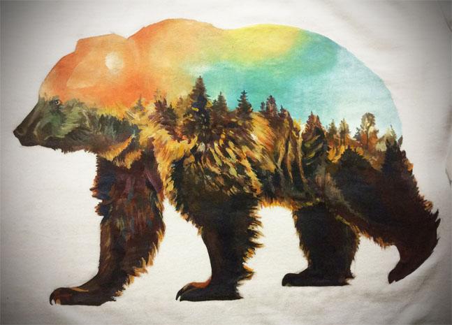 Медведь на картинках и фотках - очень красивые и интересные 9