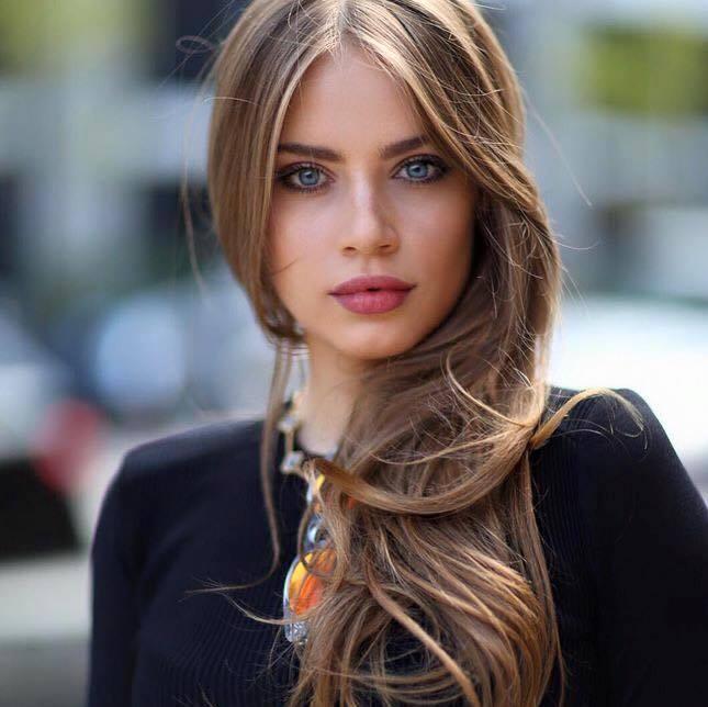 Милые и красивые девушки - самые удивительные и прекрасные фото №18 10